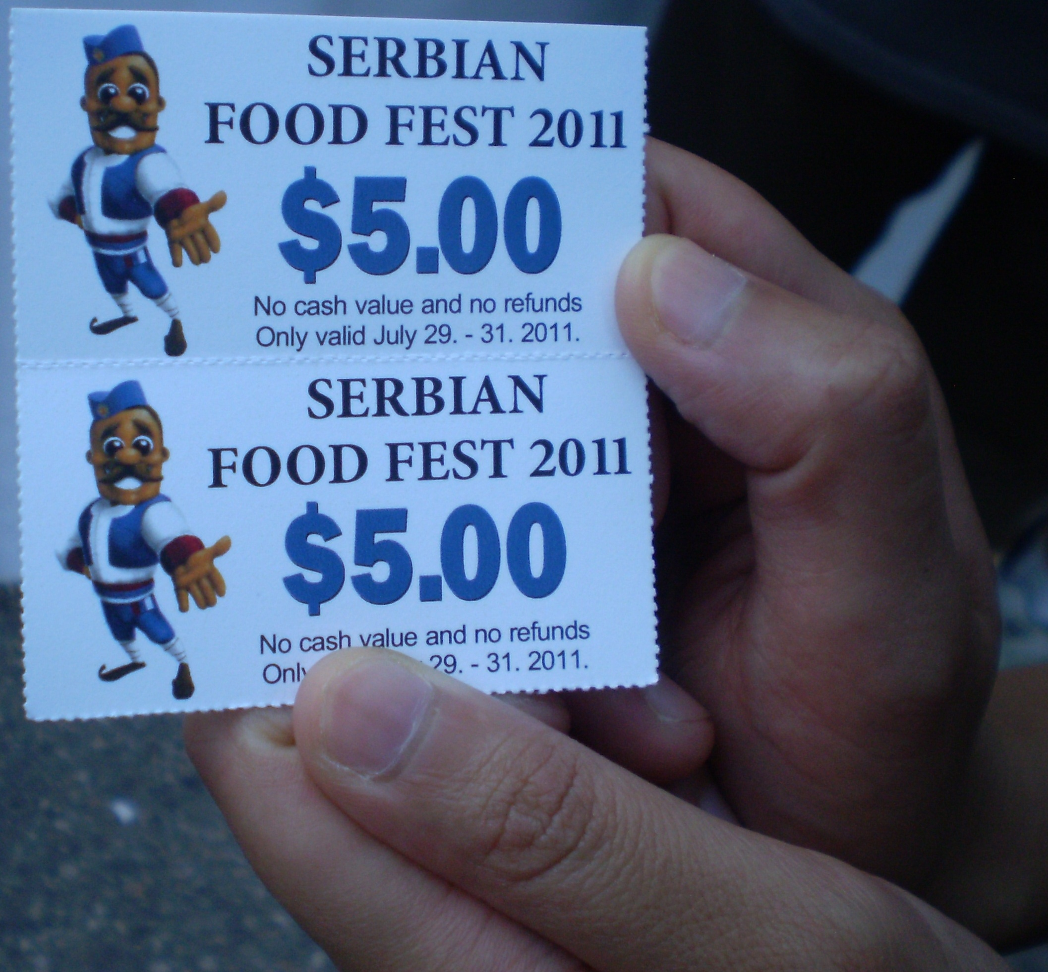 Serbian Food Festival « Chowcipes